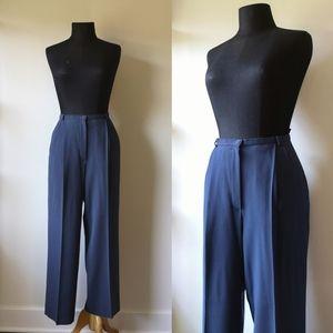 Armani Collezioni 100% Wool trouser pants